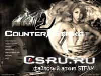 Тема меню Final fantasy x-2 для CS source