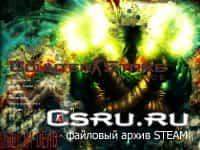 Тема меню Raziel для CS source