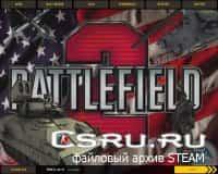 Тема меню Battlefield 2 Gui 3