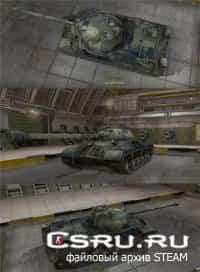 Шкурка советского танка ИС-3 SIL429