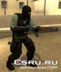 Модель игрока CT Urban styled Terror для CS:S
