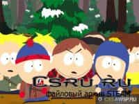 Тема меню South Park для CS:S