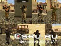 Оригинальные скины для cs 1.6 - Original Counter-Strike 1.6 Player Models