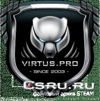 Оффициальные конфиги Virtus.pro для Cs1.6