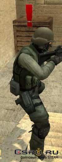 Спрайт Metal Gear Solid ! Radio Icon для CS:S