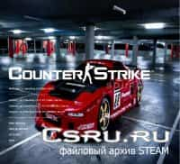 Тема меню Honda NSX для CS:S