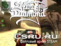 Модель с4 K ing Diamond для CS:S