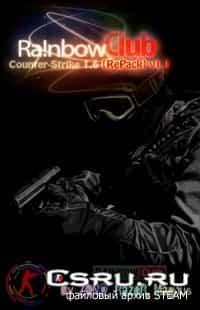 Counter-Strike 1.6 v35 + Server [4748] + Карты (2011) PC RePack v1.1 от Ra!nbow Club