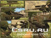 Модель оружия L4D2 M14 Reanimation for CS