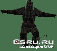 Модель игрока Enclave Hellfire Armor