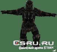 Модель игрока Enclave Hellfire Armor Black