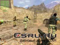 Скины терроров Terrorist Counter-Strike Source