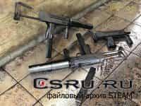 Модель оружия MAC 10