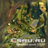 Карта The_way_up_TDM1 для bf2