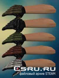 Модель перчаток Comfy Variable gloves