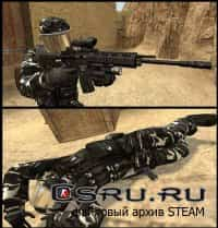Скины контров Urban Camo CT Pack (defuse kit included) для css