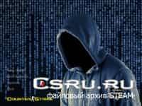 Тема меню haker