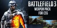 Пак оружия Battlefield 3 Weapons Pack для ксс