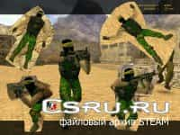 Модель террора Hezbollah Guerilla