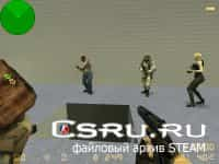 Модель карла из ГТА - Carl Johnson for 1.6