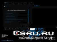 Тема меню The New ESL GUI 2018